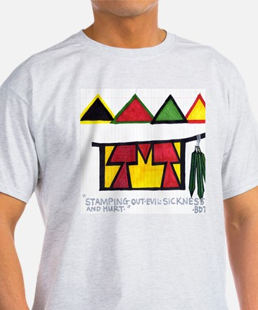Stamping_Out_Evil T-Shirt
