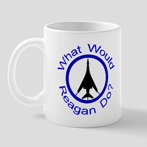 What Would Reagan Do? v3 Mug