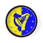 Caer Galen populace Wall Clock