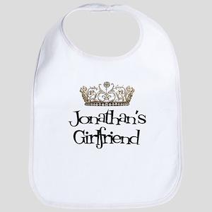 Jonathan's Girlfriend Bib