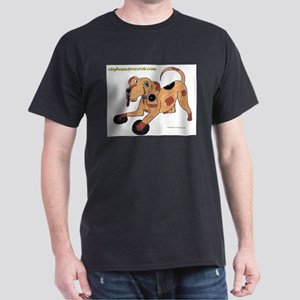 vinylhoundsrecords.com Dark T-Shirt