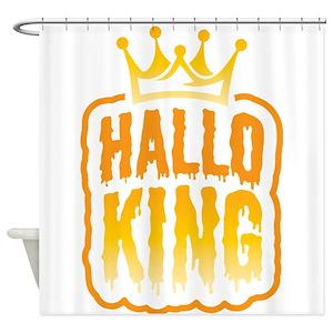 Holloween Shower Curtains