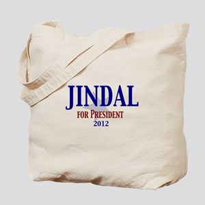 Jindal for President 2012 Tote Bag