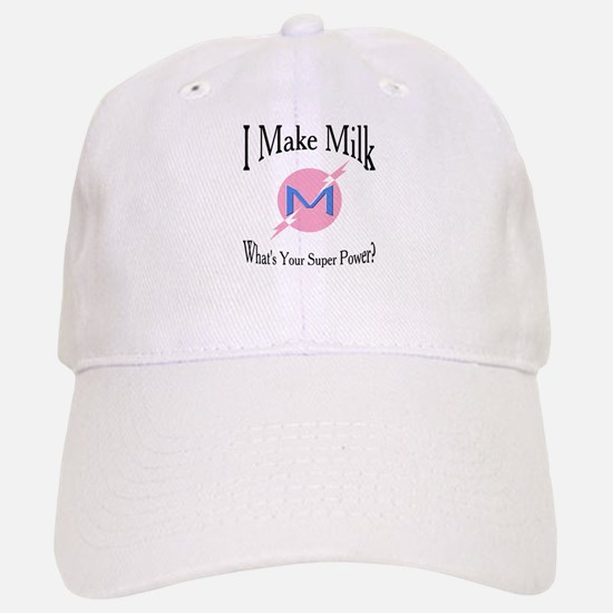 Breastfeeding Super Power Baseball Baseball Cap