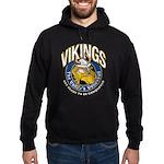 Vikings Hoodie (dark)