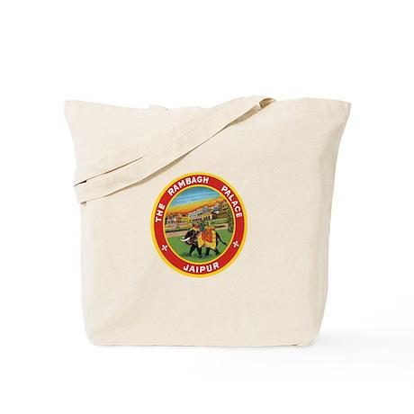 Jaipur India Tote Bag