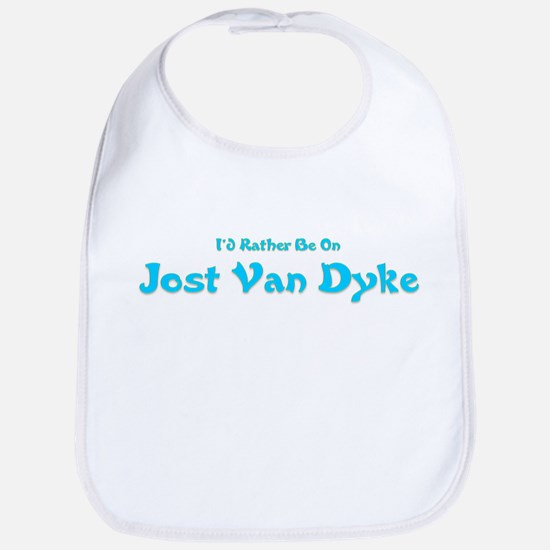 I'd Rather Be...JVD Bib