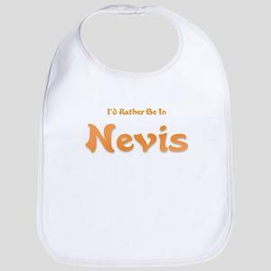 I'd Rather Be...Nevis Bib