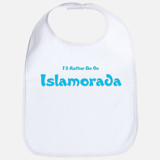 I'd Rather Be...Islamorada Bib