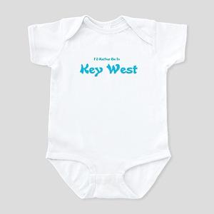 I'd Rather Be...Key West Infant Bodysuit