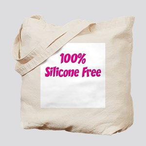 100% Silicone Free Tote Bag