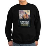 Pershing's Crusaders Poster A Sweatshirt (dark)