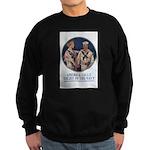 Enlist in the Navy Sweatshirt (dark)