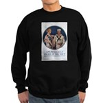 Enlist in the Navy Sweatshirt (dark)
