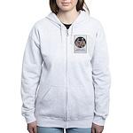 Enlist in the Navy Women's Zip Hoodie