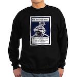 Soldier On God's Side Sweatshirt (dark)