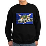 Fort Devens Massachusetts Sweatshirt (dark)