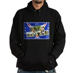 Fort Devens Massachusetts Hoodie (dark)