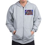 Camp Perry Ohio Zip Hoodie