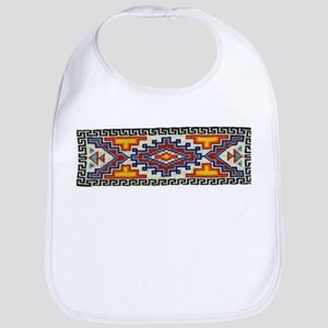 Beaded Tribal Band Bib