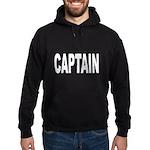 Captain Hoodie (dark)