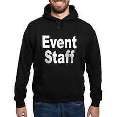 Event Staff Hoodie (dark)