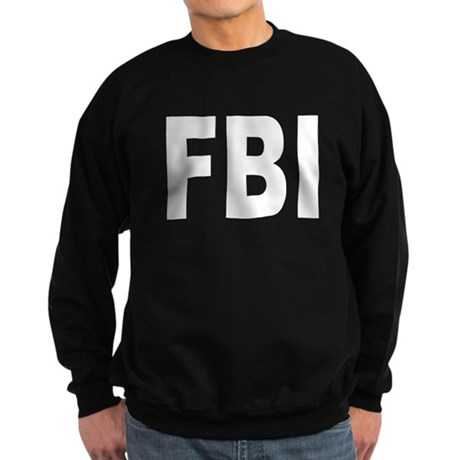 FBI Federal Bureau of Investi Sweatshirt (dark)