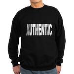 Authentic Sweatshirt (dark)
