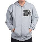 Chemical Engineer Zip Hoodie
