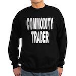 Commodity Trader Sweatshirt (dark)