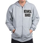 Mechanical Engineer Zip Hoodie