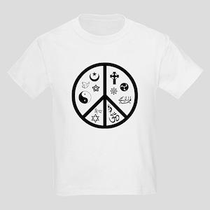 Koy's Logo + Coexistence Kids T-Shirt