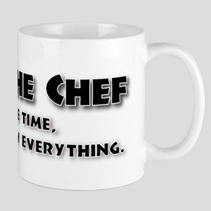 I am the Chef Mug