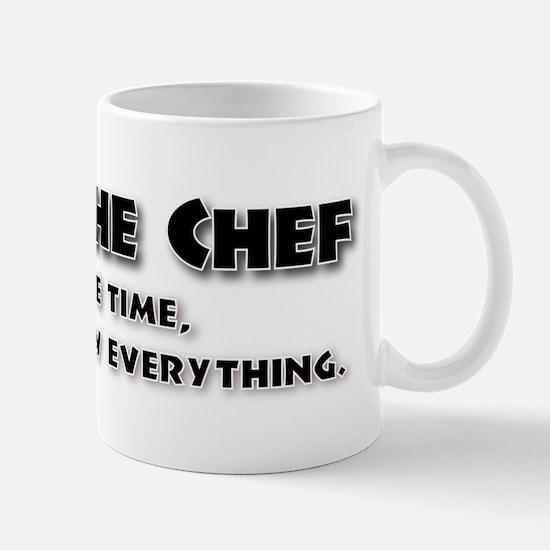 I am the Chef Mug