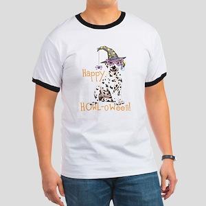 Halloween Dalmatian T-Shirt