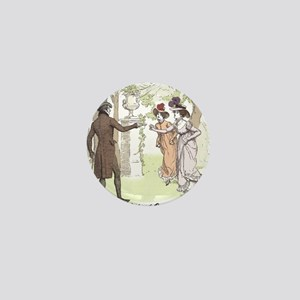 Pride & Prejudice Ch 49 Mini Button