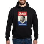 Obama JFK '60-Style Hoodie (dark)