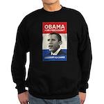 Obama JFK '60-Style Sweatshirt (dark)
