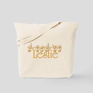 Leslie Tote Bag
