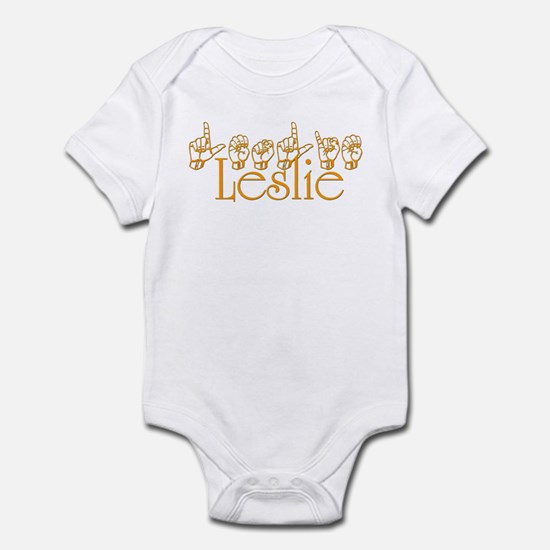 Leslie Infant Bodysuit