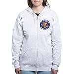 Hillary Clinton for President Women's Zip Hoodie