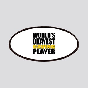 Worlds Okayest Caving Player Designs Patch