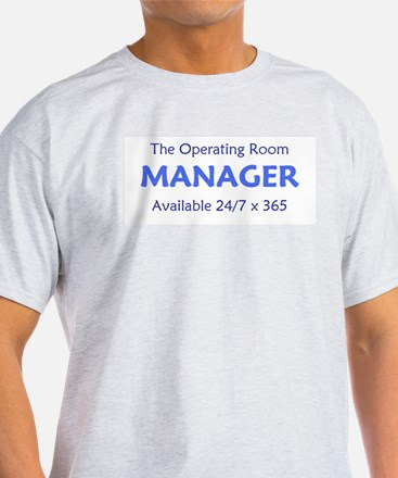 OR Manager T-Shirt