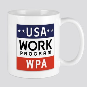 WPA Mug