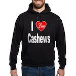 I Love Cashews Hoodie (dark)