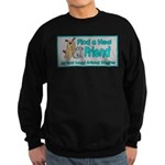 Find a New Friend Sweatshirt (dark)
