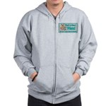 Find a New Friend Zip Hoodie
