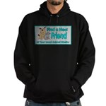 Find a New Friend Hoodie (dark)