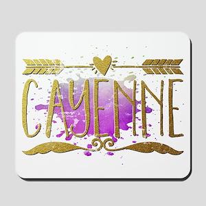 Cayenne Mousepad
