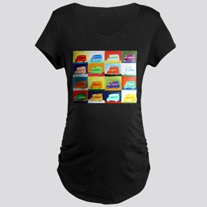 westy Maternity Dark T-Shirt